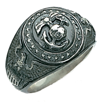 new s 0 925 sterling silver usmc marine corp